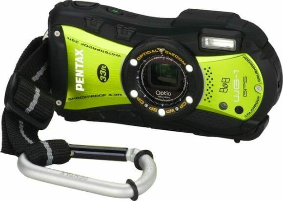 Novas câmeras série WG da Pentax - Feitas para quem gosta de aventura.