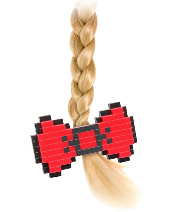Presilha de cabelo Laço 8-bits.