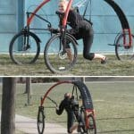StreetFlyer - Pratique ciclismo como um Superman!
