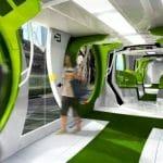 Tram - Uma solução 'verde' para o problema de trânsito das metrópoles do futuro.
