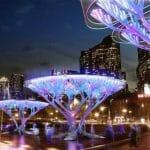 No futuro existirão árvores nas ruas como as do filme Avatar