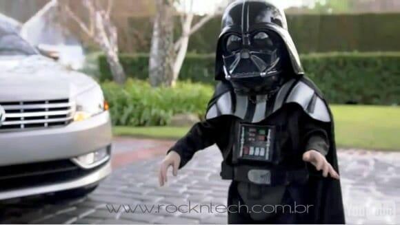 VIDEOFUN – Propaganda VW Passat 2012 x Star Wars.
