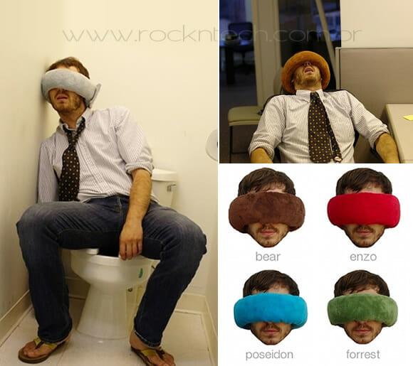 Wrap-a-Nap - A solução perfeita para os dorminhocos!