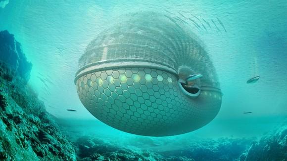Ark Hotel - A gigantesca arca dos mares!