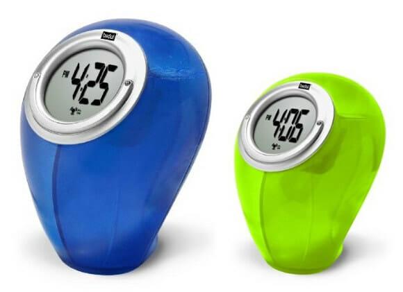 Bedol - Um relógio digital movido a água.