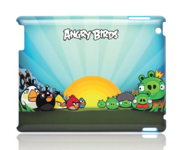 Cases do Angry Birds para iPad 2.