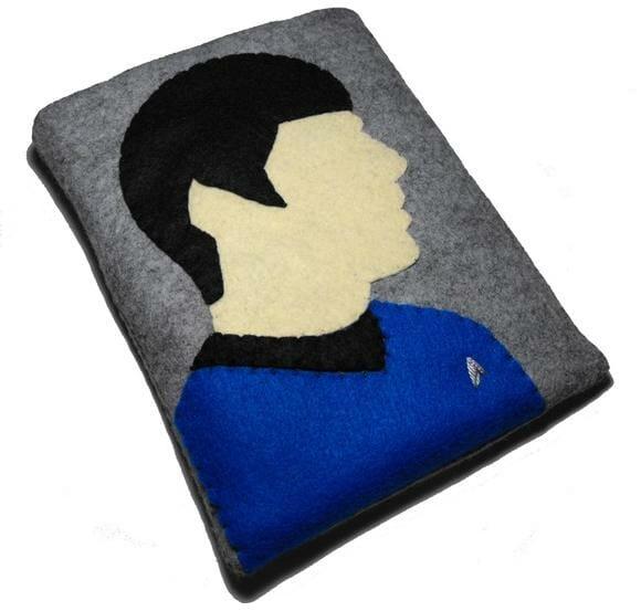 Case do Spock para eBooks Kindle, Nook, Kobo, Sony, Galaxy Tab e outros.