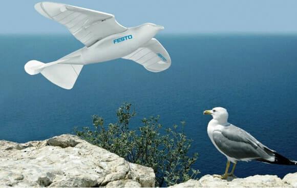 SmartBird - O pássaro robô mais real que existe! (com vídeo)
