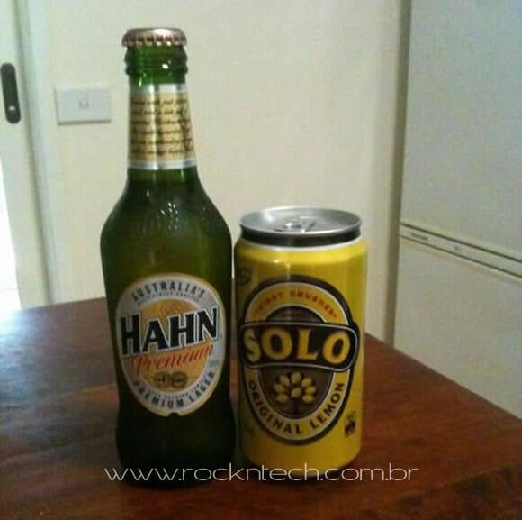 FOTOFUN - As bebidas preferidas de Han Solo.