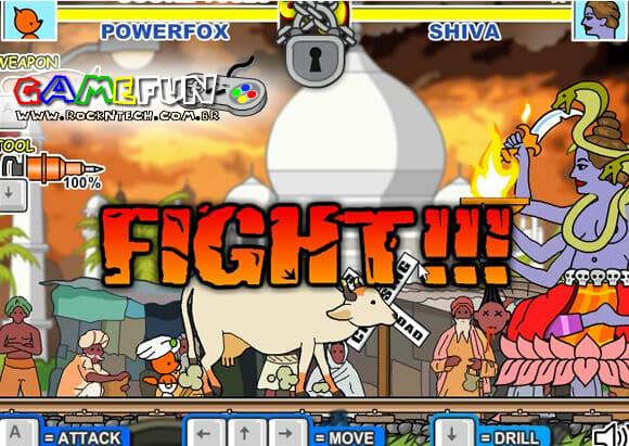 GAMEFUN - Power Fox 4.