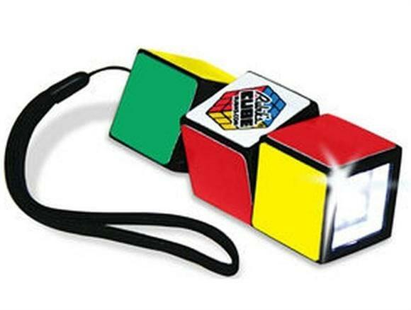 Lanterna cubo mágico.