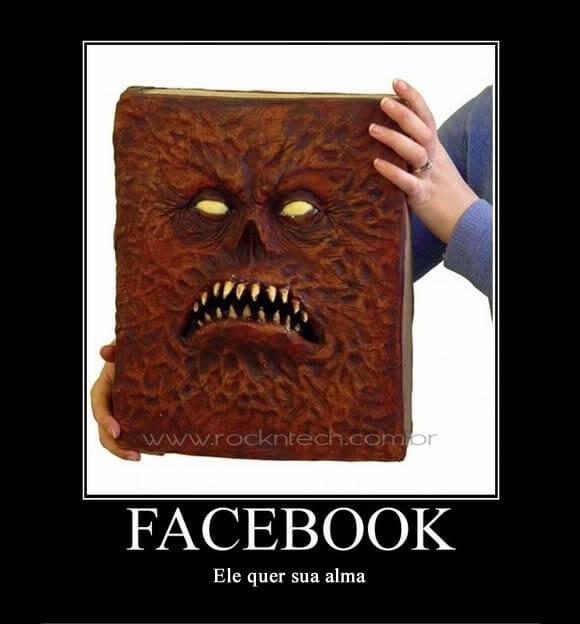 FOTOFUN - O verdadeiro Facebook existe!