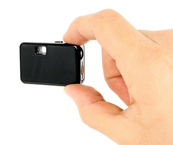 Capture seus momentos com uma Câmera do tamanho do seu salário!
