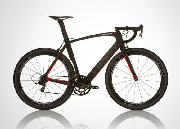Venge - A super bicicleta da McLaren!