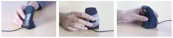 DXT Precision é o primeiro mouse vertical ambidestro do mundo. (com vídeo)