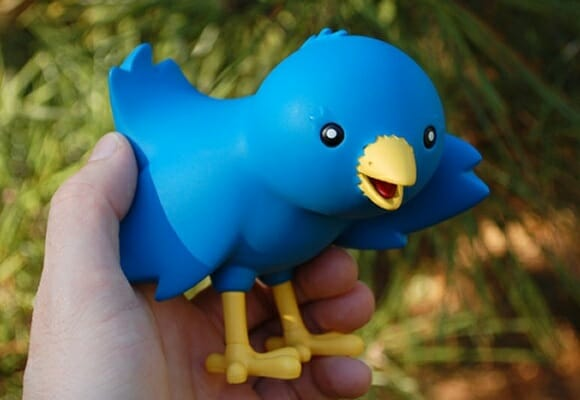 Ollie, o mascote do Twitterrific está à venda!