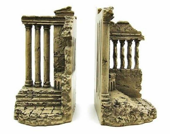 Porta-livros Acrópole