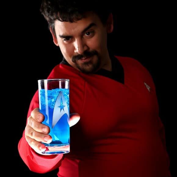 Diretamente do Império Estelar Romulano: A bebida energética de Star Trek!