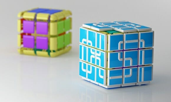 Acha o Cubo Mágico difícil? Espere até conhecer o Smart Cube!