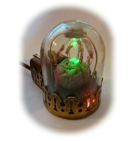 Com vocês: O mouse Steampunk mais inteligente do mundo!