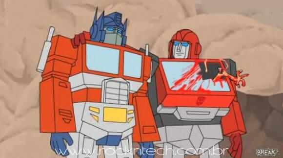 VIDEOFUN - Transformers Fail.