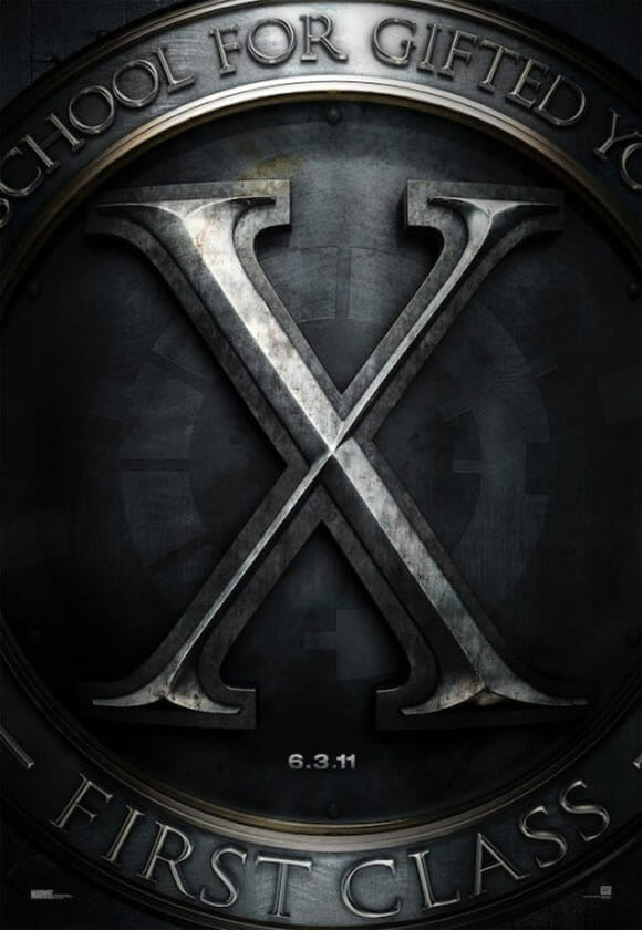 Marvel libera trailer de X-Men First Class.<br/>(com vídeo)
