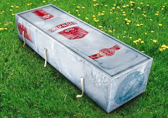 Anime seu velório com os caixões customizados da Creative Coffins!