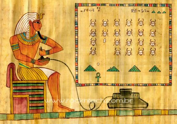 FOTOFUN - Atari do Egito.