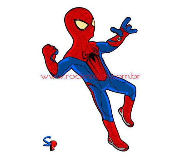 FOTOFUN - Homem-Aranha Simpsonizado.