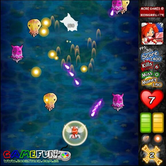GAMEFUN - Bullets Heaven.