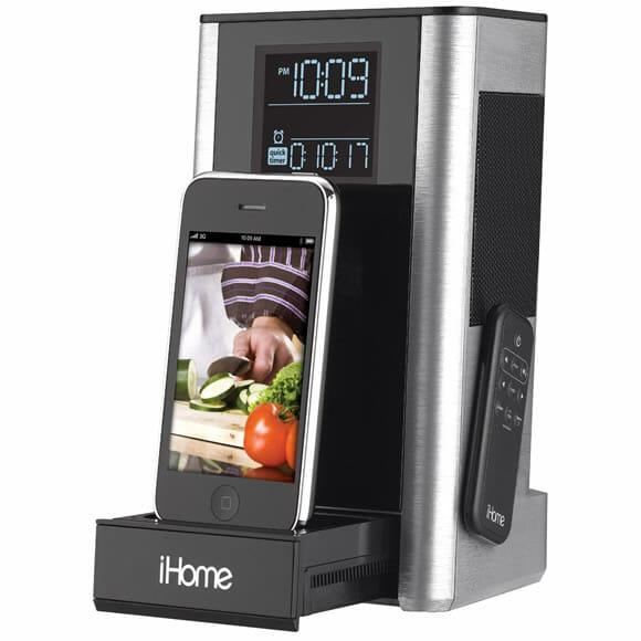 iP39 - Um gadget para iPhone ou iPods criado para quem gosta de cozinhar! (com vídeo)