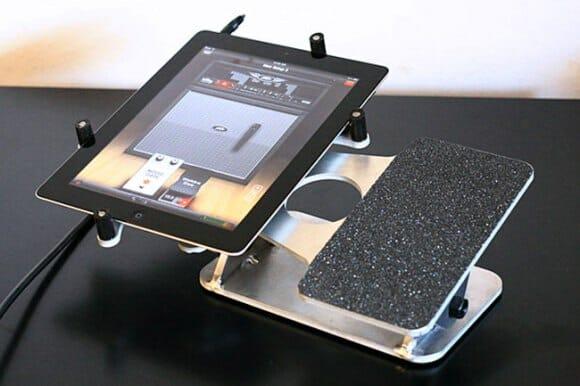 Com o iWah seu iPad se transforma em uma pedaleira para guitarras!