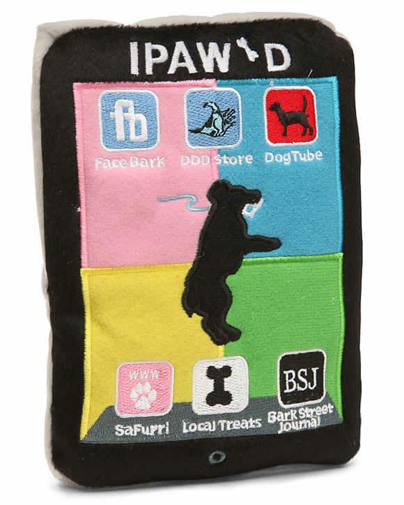 iPawd - Um iPad para cães!