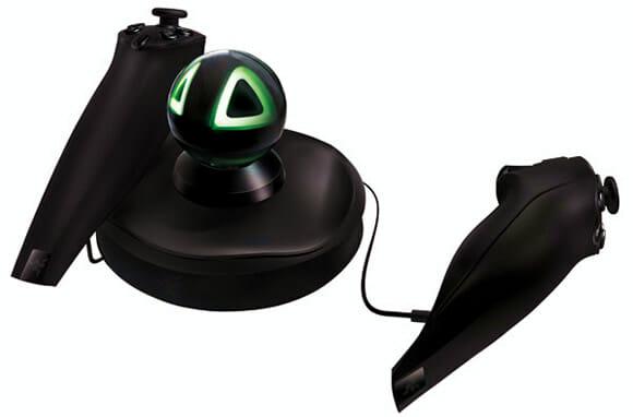 Razer lança o Hydra - Controles com sensores de movimento para games de PC. (com vídeo)