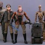 Action figures Star Wars 1942.