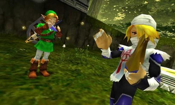 The Legend Of Zelda 3D chegará para o Nintendo 3DS em junho.