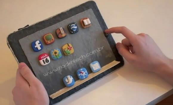 VIDEOFUN - Um iPad de massinha é muito mais legal!