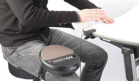 Módulo de Percussão transforma qualquer mesa em uma bateria eletrônica! (com vídeo)