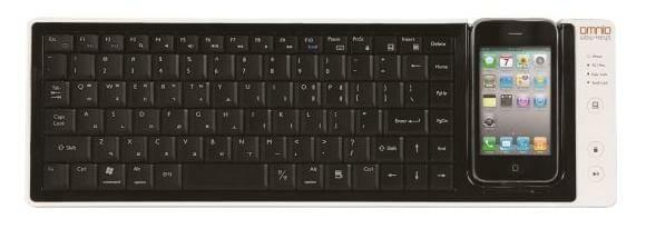 WOW-Keys - O melhor teclado QWERTY para equipar seu iPhone ou iPod Touch!
