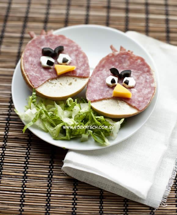 FOTOFUN - Angry Sanduíches. Hummmm!