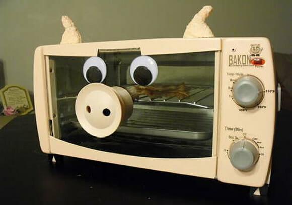 Bakon - Um despertador que te acorda com cheiro de bacon! (com vídeo)