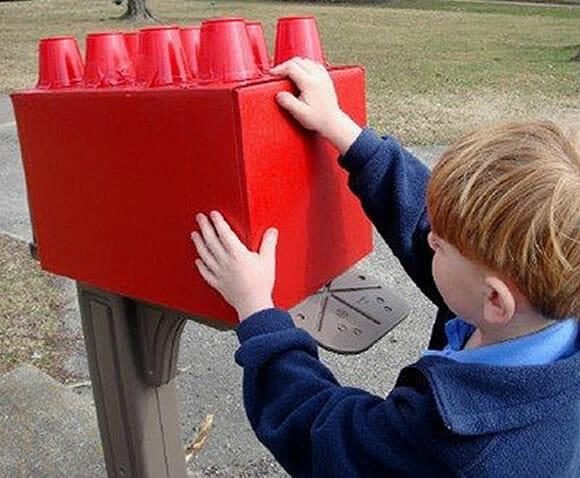 Caixas de correio geeks e não geeks. Todas super legais! (com vídeo)