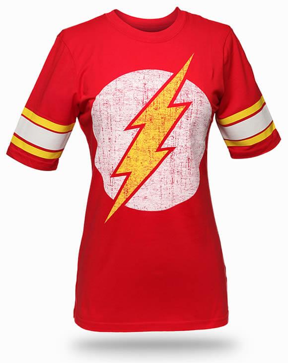 Camisetas para meninas geeks se sentirem como Super-Heroínas!
