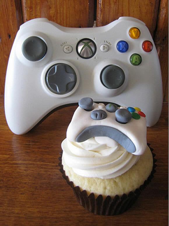 Cupcakes para geeks!