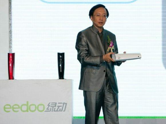 iSec é o nome do novo Videogame da Lenovo, que terá controles iguais ao Kinect.
