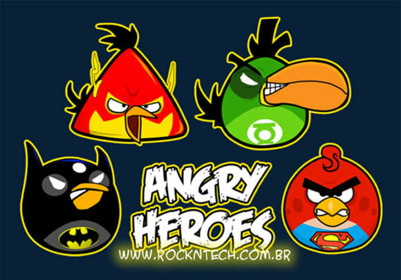 FOTOFUN - Angry Heroes.