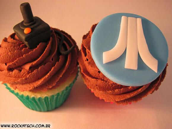 FOTOFUN - Cupcakes Atari.