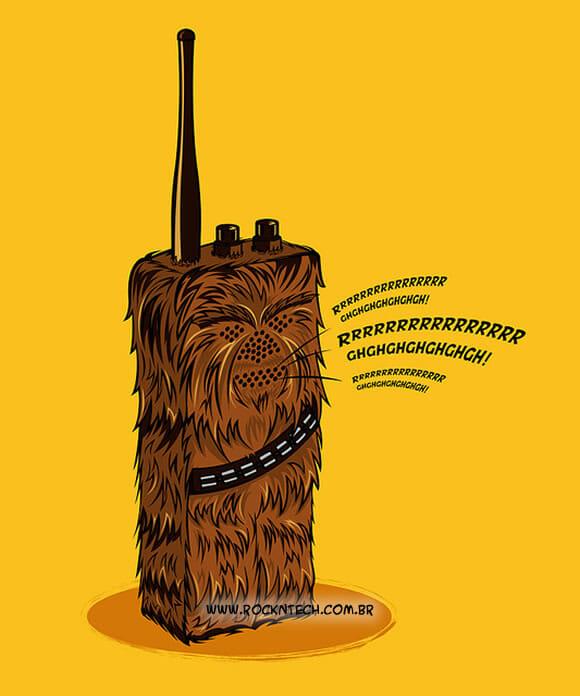 FOTOFUN - Wookie Talkie.