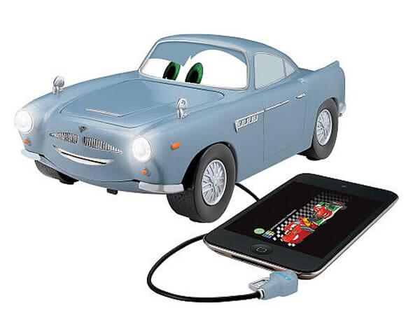 Fone de ouvido, speaker e outros gadgets super legais inspirados no filme Carros.
