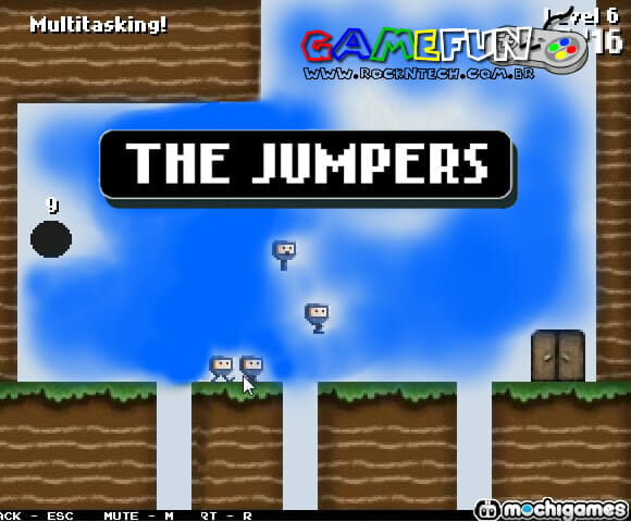 GAMEFUN - The Jumpers.